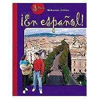 En Espanol 3 tres (Spanish Edition)