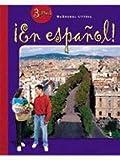 en espanol level 3 - En Espanol 3 tres (Spanish Edition)