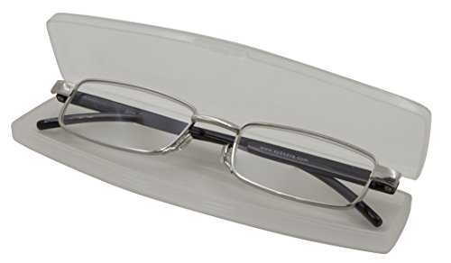Able Vision Square Black Reading Glasses 1.5
