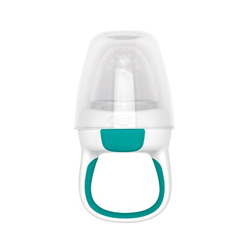 OXO Tot Silicone Self-Feeder, Teal