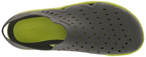 crocs Crocs Swiftwater Wave Shoe Graphite/Ocean