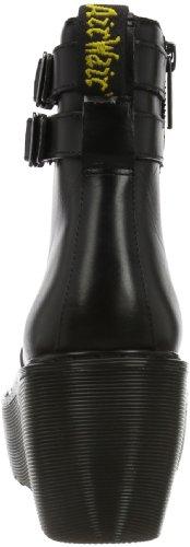Dr Black Femme Caitin Martens Classiques Brando Noir Bottines S7wHSgCrnq