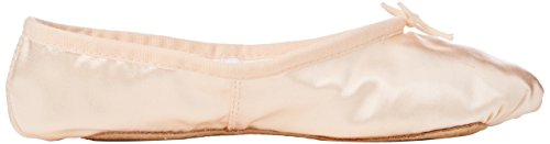 Bloch Girls' Prolite Satin Ballet Shoes Pink (Pink) Wriv2leEk