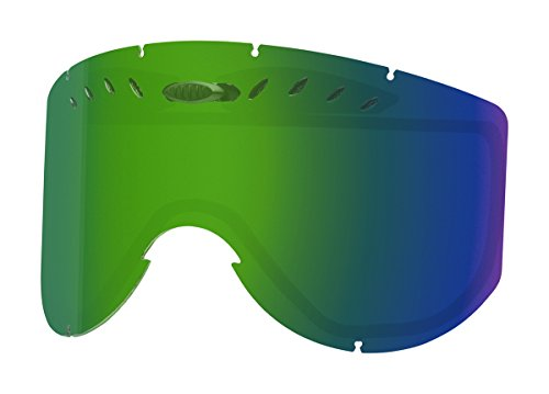 Smith Optics Knowledge Turbo Men's Replacement Lens Eyewear Accessories - ChromaPop Sun Green - Lens Eyeglass Replacement