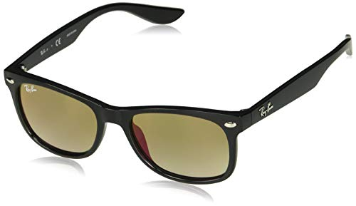 fe9c679aa4 Ray-Ban Junior Kids' 0rj9052s Iridium Square Sunglasses BLACK 48.5 mm