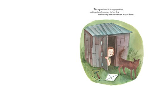 How to Build a Hug: Temple Grandin and Her Amazing Squeeze Machine by Atheneum Books for Young Readers (Image #1)