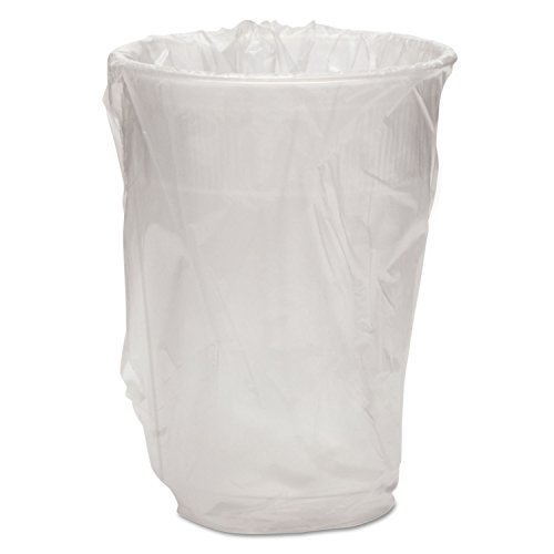 WNA AP0900W Wrapped Plastic Cups, 9oz, White, 1000/Carton