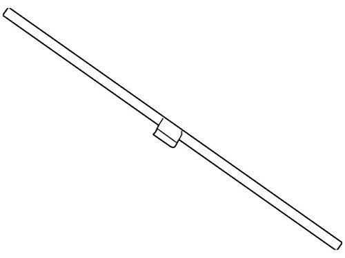 Genuine Nissan (28895-ZX00A) Wiper Blade Refill