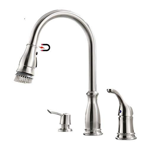 2 Hole Kitchen Faucet - 4