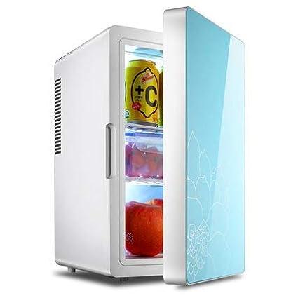 Amazon.es: 16 litros Coche Refrigerador Coche Hogar Doble Mini ...