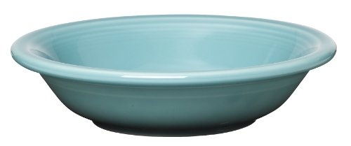 - Fiesta 6-1/4-Ounce Fruit Bowl, Turquoise