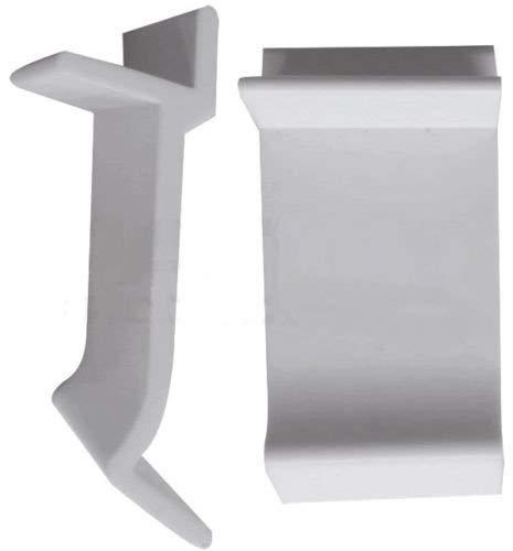 NickHouse (H&H) 10 Table Rim Nylon Patio Table Furniture Clips 1 1/4