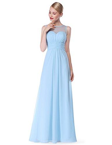 Ever Pretty - Vestido - para mujer azul azul 42