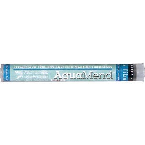 (Polymeric Systems Underwater Epoxy Putty, AquaMend, 4oz Stick)