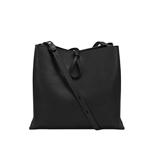 0821c77546f0 RABEANCO LOIS DRAGONFLY Shoulder Bag - #86007 (Noir)