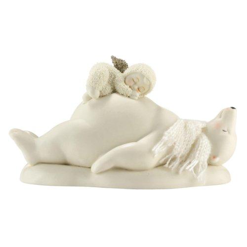 Department 56 Snowbabies Dream a Winter s Nap Figurine, 4.25 inch