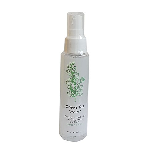 The Faceshop Green Tea Water Purifying Moisture Mist 80ml by THEFACESHOP