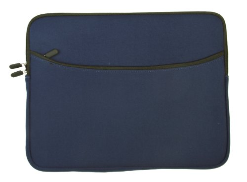 "Simplicity 13"" Laptop Sleeve Carry Bag Case Pouch with Zig Waterproof"