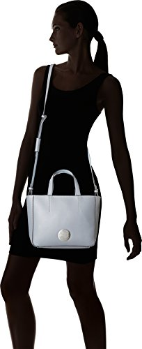Tote steel Grey Multicolour handle Bags Mineral Top Women's Klein Mini Calvin Olivia 907 x6qOaF1I