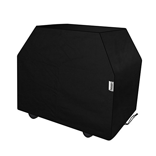 Grill Cover 67 inch-Hommays Waterproof Outdoor Barbeque Cover Fit for Large Gas Charcoal Electric Barbeque Grill(5-6 burners)
