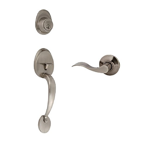 - Citiloc 741101 Cornell Dummy Handle set with Queen Lever Pewter