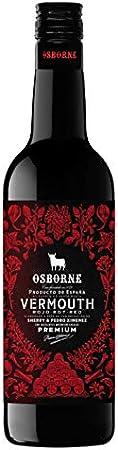 El vermouth de Osborne con carácter genuinamente andaluz.,Delicado vermouth elaborado a partir de la