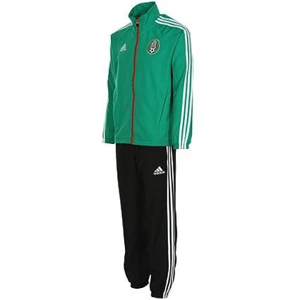 cf6424881484d Amazon.com : adidas FMF PRES SUIT XL : Athletic Shirts : Clothing