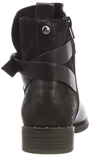 Donna S 21 5 Stivaletti 25307 1 5 001 black oliver Nero 1q01wrO