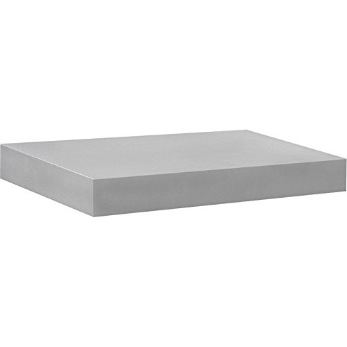 17 Inch Big Boy Shelf (Silver) (17.5''H x 2''W x 10''D) by Dolle (Image #2)