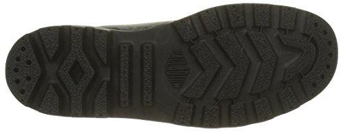Palladium Pampa Hi Flo F - Zapatillas Mujer Noir (315 Black)