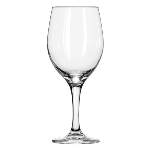 Libbey Glassware 3060 Perception Wine Glass, 20 oz. (Pack of 12) by Libbey