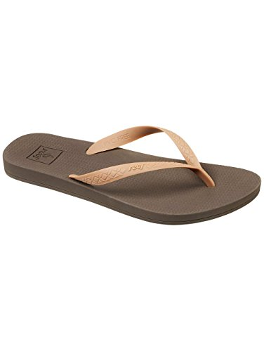 Reef WoMen Escape Lux + Flip Flops Chocolate