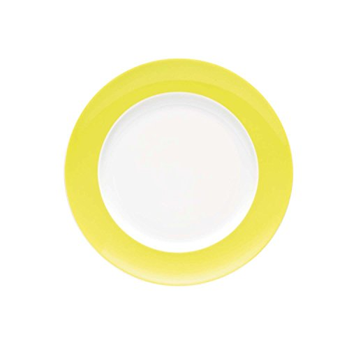 Thomas Sunny Day Dinner Plate, Lime