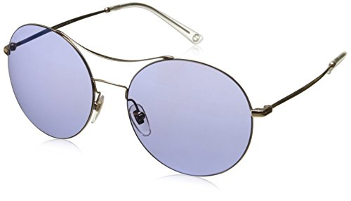 Gucci Sunglasses - 4252 / Frame: Gold Copper Lens: Lilac Mirror - Gucci Mirror Sunglasses Gold
