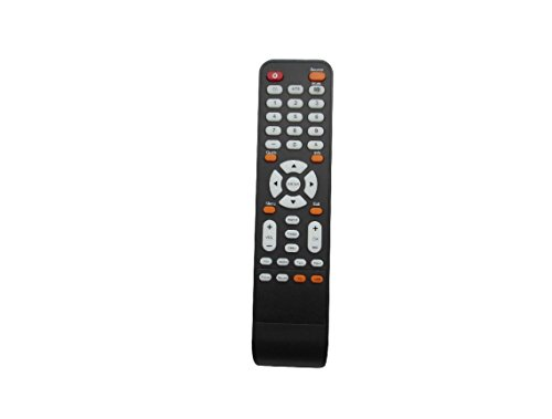 Hotsmtbang Replacement Remote Control For SCEPTRE U505CV-U U550CV-U U500CV-UMK U658CV-UMC SCEPTRE-REM5 4K LED Ultra UHD LED HDTV TV