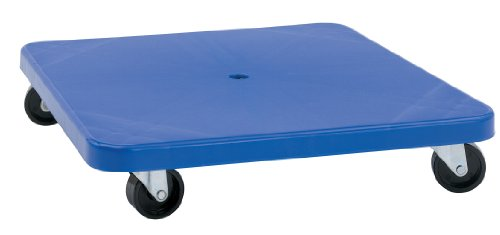 Champion Sports 16-Inch Plastic Scooter Board (Assorted Colors)