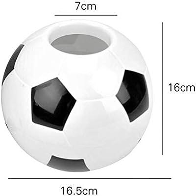 TOPBATHY - Portarrollos de Papel higiénico con Forma de balón de ...