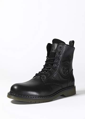 JOHN DOE Sixty Black Damen Schuhe