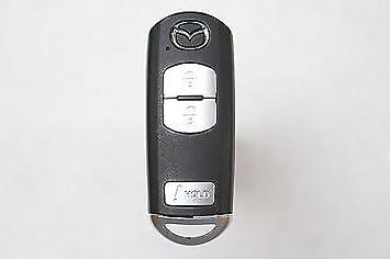 Amazon.com: Mazda wazske13d01 Fábrica OEM Key Fob Keyless ...