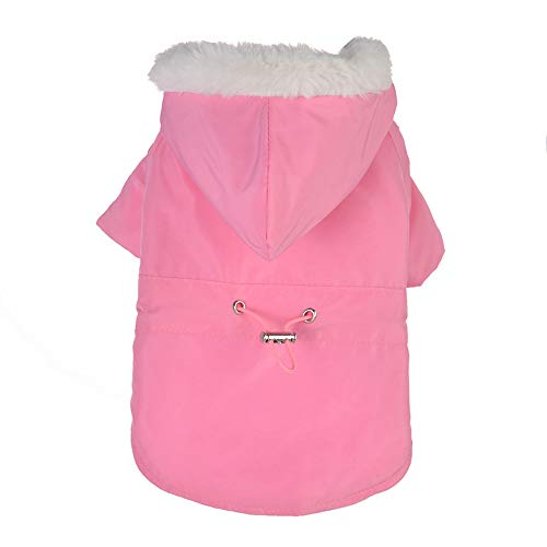 Geetobby Pet Dog Cold Weather Coats Puppy Cat