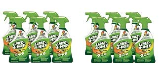 Lime-A-Way Bathroom Cleaner, 22 Ounce (Pack of 12) by Lime-A-Way