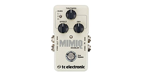 (TC Electronic Mimiq Doubler Pedal)