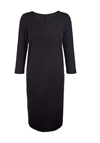 Kleid Gr 40 Spitze 44 Marken mit Jersey Gr schwarz 46 0116420398 Gr Wickel ausgestzter x8vRREqwPX