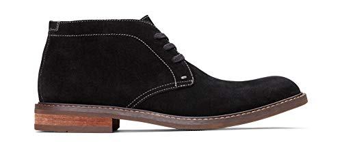 Vionic Orthaheel Black Boot Men's Chase with RrZq5R