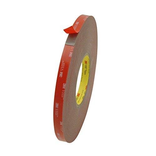 3M VHB 92286 Tape RP25, 1/2