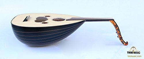 Turkish Quality Walnut String Instrument Oud Ud AO-108M by SALA
