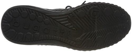 Bugatti Herren 342394616959 Sneaker Schwarz (Black)