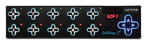 SoftStep 2 USB MIDI Foot Controller (Midi Pedal Controller)