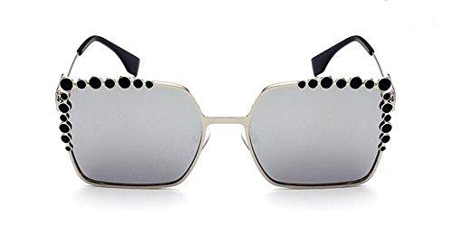 rond Lennon vintage cercle soleil Mercure lunettes polarisées de du retro métallique de inspirées en style Comprimés 7x1qUw8