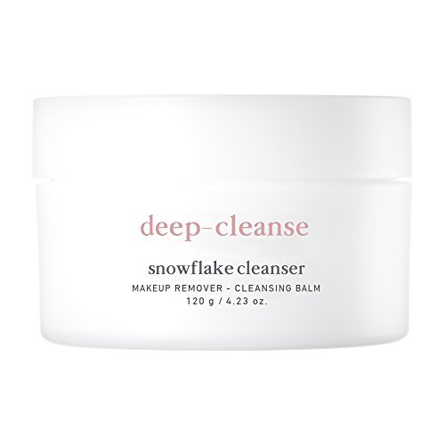 NOONI Deep-Cleanse Snowflake Balm Cleanser/Makeup Remover (all skin types) 4.2 fl (Cleanse Makeup Remover)